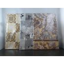 Großhandel Tischwäsche: LUX Tischtuch  oilcloth auf einem Substrat aus nich