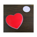 wholesale Party Items:Glow stick heart badge
