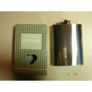 wholesale Party Items:Shiny metal flask