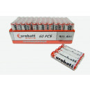 wholesale Batteries & Accumulators: Max Power R3 shrink batteries 4 pcs