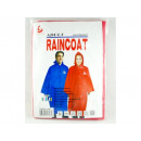 Raincoat thick matter large size