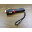 Aluminum COB torch 15.5cm zoom