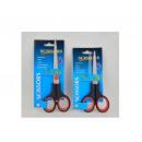 wholesale Household Goods: Scissors 7  rubber handle