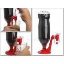 Dispenser for carbonated drinks FizzSaver TV