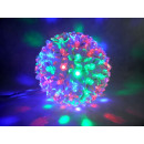 Sphere pendant 100 LED multicolour