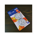 wholesale Light Garlands: Touch Lamp 3 LED touch light - 2 pcs