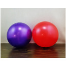 Rubber inflatable ball 16cm