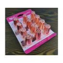 Russian butts 12pcs copper
