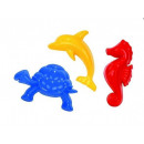 wholesale Outdoor Toys:Sand molds 3 pieces