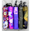 Umbrella mini  flower manual windproof
