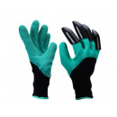 Garden gloves TV