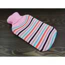 Hot water bottle with blanket