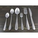 Long Q dessert spoons, set