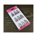 wholesale Other:Small metal foil 9 pcs