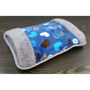 Plush electric hot water bottle HIT!