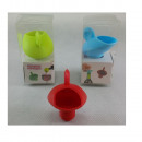 wholesale Food & Beverage: Silicone nozzle and cap wine 2in1