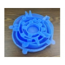 Set of universal silicone covers 6 pcs