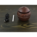 Air humidifier, wood 10cm