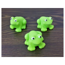 Rubber bath toys for frogs and ducks 3 pcs