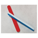 A 6-layer red nail file