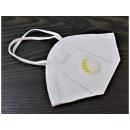 Großhandel Sonstige: KN95 Schutzmaske mit Ventil, weiß