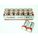 Max Power R14 shrink batteries 2 pcs