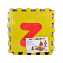wholesale Toys: Puzzle foam mat 29x29 cm, LITERS