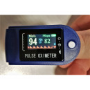 Oxygen saturation OXIMETER heart rate monitor