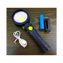 Workshop lamp COB with battery