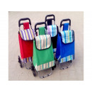 wholesale Bags & Travel accessories: Shopping trolley on 3 wheels