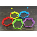 Silicone flower shape for planting, FLOWER