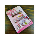 Cake decorator, small 11 pcs + bag adapter