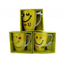 wholesale Cups & Mugs:Ceramic mug SMILE