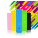 Power Bank 1200 mAh batterij