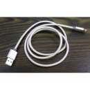 Iphone charging cable + data nylon fast
