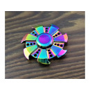 spinner metal anodized star