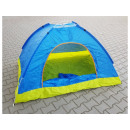 A two-person tent 200x140, self-folding
