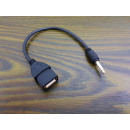 Adapter, AUX mini JACK 3.5 mm USB cable
