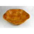 wholesale Houshold & Kitchen: Bowl of bamboo 30 cm, FLOWER