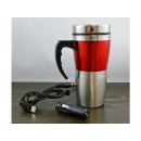 Thermal cup auto 12V USB