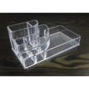 wholesale Make-up Accessoires: Acrylic cosmetics rack - LEFT