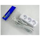 mayorista Informatica y Telecomunicaciones: socket extensión 3 3m sin pin