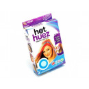 wholesale Drugstore & Beauty: Hot Huez hair dyes in powdered TV (4 pieces)