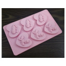 wholesale Licensed Products:Silicone molds, FROGS