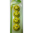 grossiste Magnetique: aimants pour  réfrigérateur  Smiley (M. Smiley ...