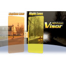 Cover Car VISOR HD TV