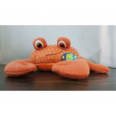 Crab plush toy 25 cm