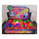 wholesale Toys: Glowing ball with spikes and a string