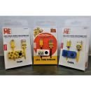 Micro USB Tribe cable Minions 120cm