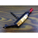 A corkscrew, a wine bottle opener